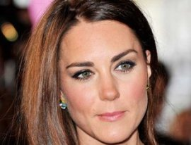 Kate Middleton high brow trend